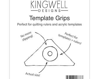 Template Grips by Jen Kingwell Designs