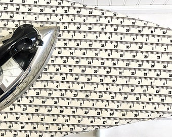 Quilters Rule Measure Up Ironing Board Cover by Moda Fabrics