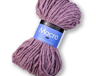 Macro by Berroco - Jumbo weight yarn - Choose Your Color