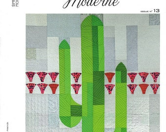 Simply Moderne #13 - Quilt Magazine