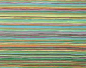 Strata - Spring by Kaffe Fassett - GP150 SPRING - FQ BTHY Yard Cotton Quilt Fabric 1021