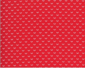 Shine On by Bonnie & Camille for Moda - Red Rainbow - 55218 11- Select a Size - Cotton Quilt Fabric