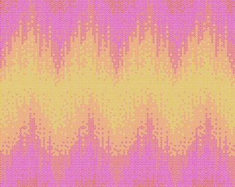 Zuma by Tula Pink for Free Spirit - High Tide - Glowfish - FQ Fat Quarter yard cotton quilt fabric 8-21