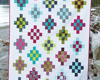 Uptown Quilt Pattern by Cluck Cluck Sew - Print Pattern