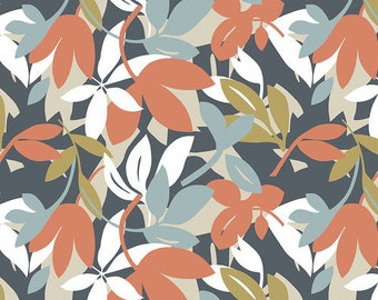 SALE Baja by Scion for Free Spirit - Baja - Navy - 100% Cotton Quilt Fabric - BTHY Yard K