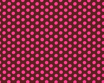 Kaffe Fassett - Spot GP70 Merlot - Cotton Quilt Fabric - FQ Fat Quarter BTHY Yard 1021
