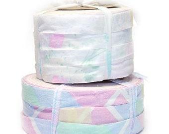 Shades of Pastel - Aino Rag Rug yarn by Lankava