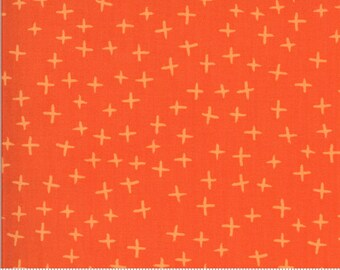 SALE Quotation by Zen Chic - Plus Clementine 1734 21 Select a Size - FQ, half or full yard- Moda Cotton Quilt Fabric K