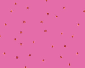 Spark by Melody Miller of Ruby Star Society for Moda - Spark - Lipstick - Pink - RS0005 23 - Select a Size - Cotton Quilt Fabric K