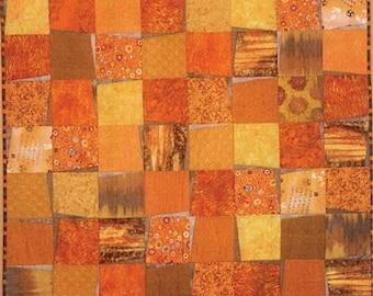 Mosaic Quilt Pattern by Aardvark Quilts AQ837