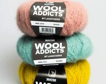 Wool Addicts Water by Lang Yarns - worsted weight yarn - Choose Your Color