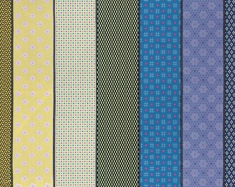 Lollies Sweetie by Jen Kingwell - 181030 12 Select a Size- half or full yard- Moda Cotton Quilt Fabric K