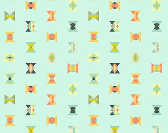 Spirit Animal by Tula Pink for Free Spirit - Arrowhead - Sunkissed - Cotton Quilt Fabric 8-21+B