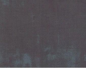 Basicgrey - Grunge for Moda - Lead Grey 30150 309 - 1/2 Yard Cotton Quilt Fabric
