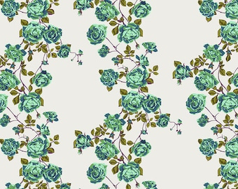 Love Always by Anna Maria Horner for Free Spirit - Social Climber - Lichen - PWAH117 - Select a Size - Cotton Quilt Fabric