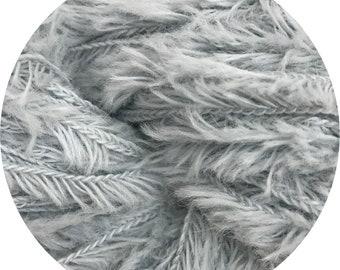 baby yeti by Big Bad Wool - ashes baby yeti - chunky yarn - baby alpaca and fine merino - 109 yards