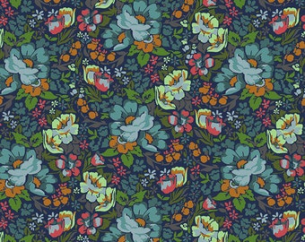 Love Always by Anna Maria Horner for Free Spirit - Overachiever - Mystery - PWAH083 - Select a Size - Cotton Quilt Fabric