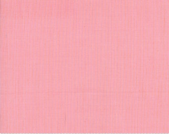 Grainline Wovens by Jen Kingwell for Moda - Grainline - Rose Oil - Pink - 18180 13 - Select a Size - Cotton Quilt Fabric