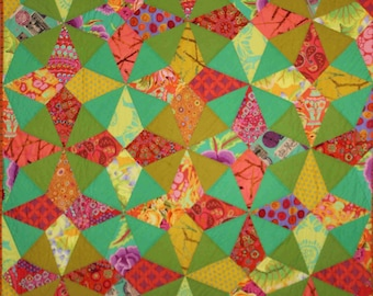 Cancan Quilt Pattern by Aardvark Quilts AQ850