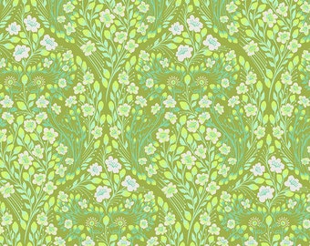 Monkey Wrench by Tula Pink for Free Spirit - Parrot Prattle - Guava - Cotton Quilt Fabric - Choose Your Size 8-21+B