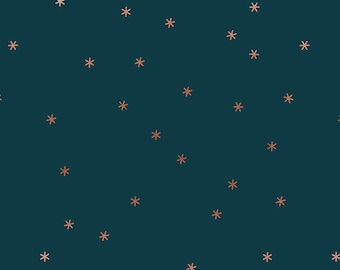 Spark by Melody Miller of Ruby Star Society for Moda - Spark - Peacock - RS0005 37M  - Select a Size - Cotton Quilt Fabric K