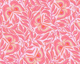 Pinkerville by Tula Pink for Free Spirit - Enlightenment - Cotton Candy - Cotton Quilt Fabric - Choose Your Size 8-21+B
