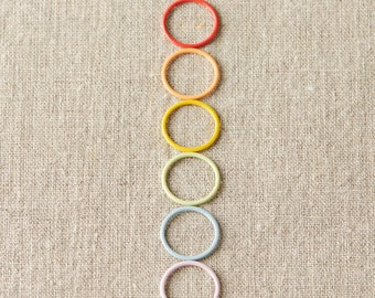 Jumbo Stitch Markers by Cocoknits