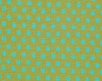 Kaffe Fassett - Spot GP70 Pond - Cotton Quilt Fabric - FQ Fat Quarter BTHY Yard 1021
