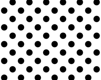 Linework by Tula Pink - Pom Poms - Paper White - Select a Size - Cotton Quilt Fabric 8-21+B
