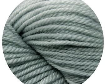 ashes weepaca by Big Bad Wool - light worsted yarn - 50% fine washable merino and baby alpaca - 95 yards