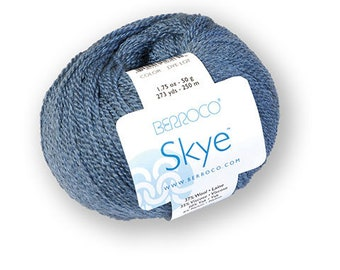 Skye by Berroco - Sport weight yarn - Discontinued - Choose Your Color
