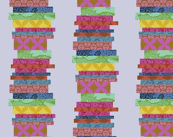 Hindsight by Anna Maria Horner for Free Spirit Fabrics - The Classics - Punch - FQ BTHY Yard - Cotton Quilt Fabric 9-21