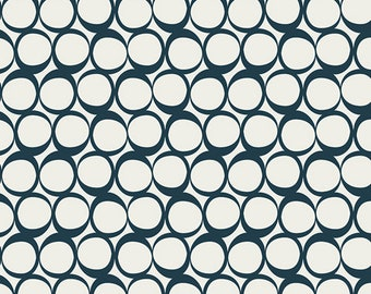 SALE Round Elements by AGF Studio for Art Gallery Fabrics - Pebble Shadows - ROE-311 - Select a Size - Cotton Quilt Fabric