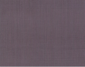 Grainline Wovens by Jen Kingwell for Moda - Grainline - Blueberry Charcoal - 18180 22 - Select a Size - Cotton Quilt Fabric