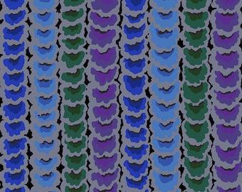 Kaffe Fassett Collective - Garlands - Dark - PWGP181 - FQ Fat Quarter BTHY Yard -100% Cotton Quilt Fabric 1021