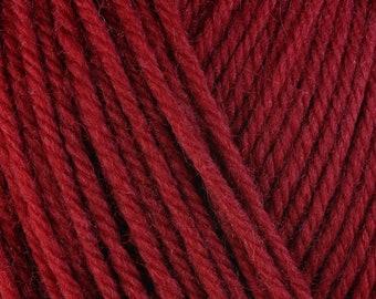 Red Juliet 3355 Lot 7D7670 Berroco Ultra Wool Yarn