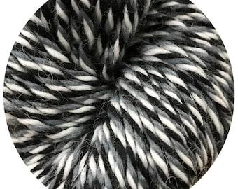 graider weepaca by Big Bad Wool - light worsted yarn - 50% fine washable merino and baby alpaca - 95 yards