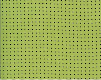 SALE Quotation by Zen Chic - Period Pistachio 1736 20  Select a Size - FQ, half or full yard- Moda Cotton Quilt Fabric K