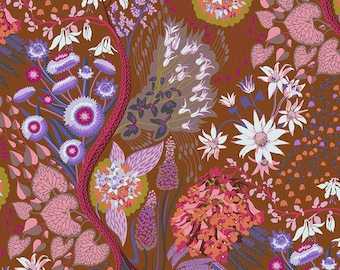 Love Always by Anna Maria Horner for Free Spirit - Source Code - Glow - PWAH119 - Select a Size - Cotton Quilt Fabric