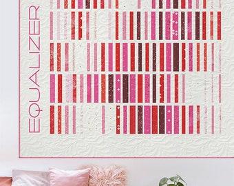 Equalizer by Brigitte Heitland of Zen Chic - Print Pattern