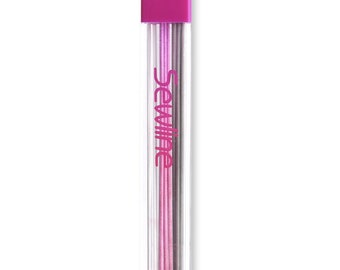Fabric Mechanical Pencil Lead Refill Trio - White Black and Pink lead by Sewline for Quilting and Sewing
