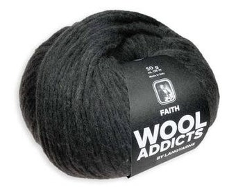 Wool Addicts Sunshine by Lang Yarns - aran weight yarn - Choose Your Color