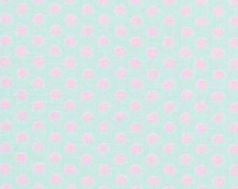 Kaffe Fassett - Spot GP70 Soft Blue - Cotton Quilt Fabric - FQ Fat Quarter BTHY Yard 1021