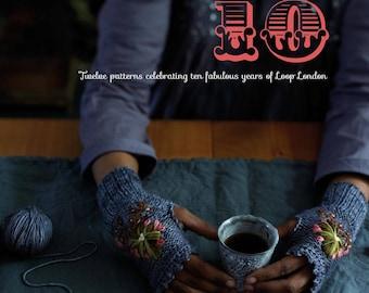 Loop 10 - A charming knitting book by Loop in London - Susan Cropper