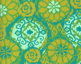 Kasada by Crystal Manning for Moda - Vagabond - Teal - 11862 15 - Select a Size - Cotton Quilt Fabric K
