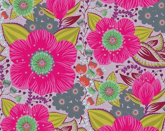 """Honorable Mention - Lilac  Love Always, AM - by the yard - 108"""" Cotton Quilt Back QBAH002.LILAC"""