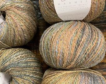 Moonstone Marmel by Ella Rae DK Weight Yarn - 273 yards - Color 2 Lot 3232