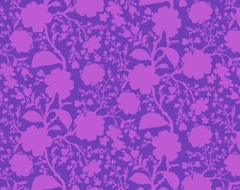 True Colors - Tula Pink - Wildflower - Dahlia - Fat Quarter or Yardage Cotton Quilt Fabric K