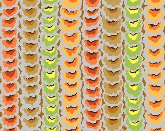 Kaffe Fassett Collective - Garlands - Tawny - PWGP181 - FQ Fat Quarter BTHY Yard -100% Cotton Quilt Fabric 1021