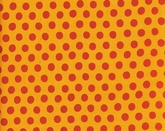HTF OOP Kaffe Fassett - Spot GP70 Gold - Quilt Fabric - 1/2 Yard Cotton Quilt fabric
